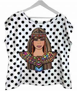 Camiseta Tra Tra Faraona