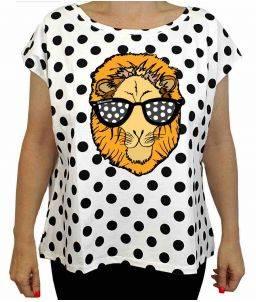 Camiseta Tra Tra Leon