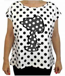 Camiseta Tra Tra Snoopy