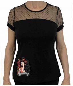 Camiseta Ópera Amy