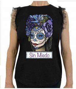 Camiseta Moraleja Sin Miedo