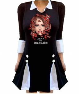 Vestidos The Doors Dragón
