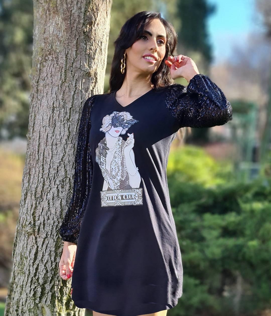Vestidos Ave Fénix R50