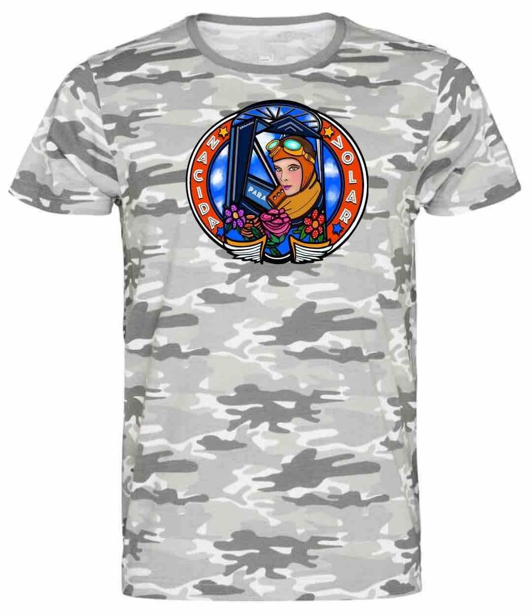 Camisetas Campamento