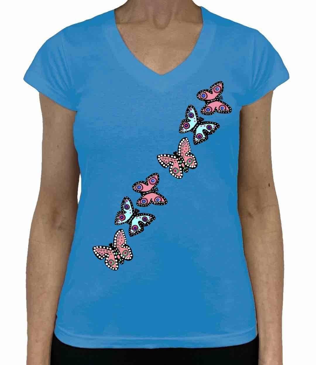 Camisetas Virginia